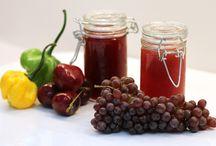 Shrub drinks / Drinking vinegars
