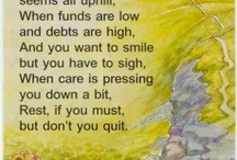 Words of wisdom  / by Lois Lane