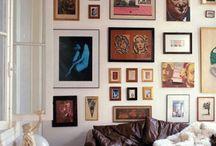 Gallery Wall / by Alicia Webb- Bowman