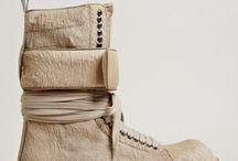 Footwear // Sole