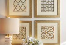 geometric room