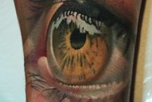 Tattoos with Eyes