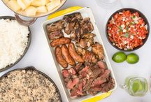 Grilling & BBQ / Fire up the grill and cook with fire (and remember, it's not JUST about meat!)