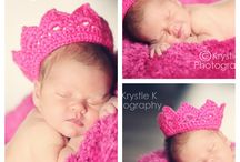 Crochet children's hats :) / by Danielle Murray