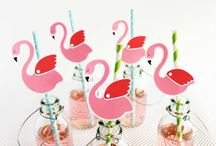 Flamingoparty