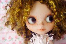 "My Custom Blythe Doll ""Curi-Curi"" / by Naoko Yoshioka"