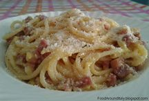 Italian Recipes / Here you can find pictures of typical italian dishes I cook and that my mom and grandma taught me! :-)