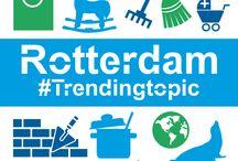 Rotterdam / Rotterdam cultuur, culinair, architectuur, etc.