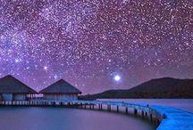 fascinatie sterrenhemel