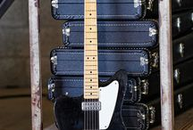 Guitar & Amp Collection / by Ricci Peyroux