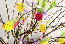 Pääsiäisaskarteluja