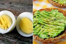 Quick & healthy breakfasts