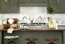 Pinterest Palette: Home (BR) / Olive