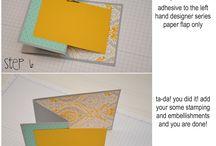 Kartenfalttechniken