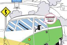 """Urbanos Vol 1- """"A caminho do Caos"""" / """"Urbanos"""" Web Comics ilustrada com imagens sequenciais (Indicação: maiores de 18 anos) Blog:httpa//rafaeldantasurbanos.blogspot.com.br/:::http://rafaeldantasurbanos.blogspot.com.br/"""