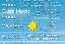 Daily Disney Report / See Dad's custom-made Daily Disney Report graphics here every day!