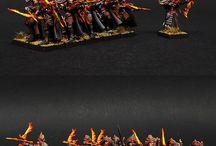Warhammer / Miniature e Pittura