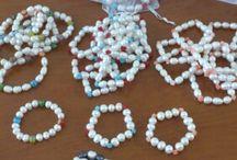 Alma y perla - Pulseritas para ceremonias. SORPRENDE A TUS INVITADOS