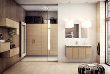 Badeværelse / Få masser af inspiration til dit nye badeværelse.