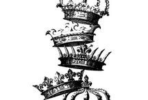 Transfer Graphics ... Crowns
