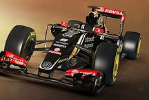 #F1 2015 Cars