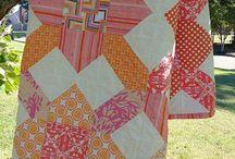 Large quilt blocks