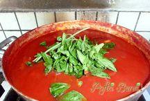 Rețete de sosuri