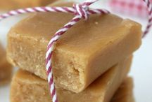 Old dashing peanut-butter fudge