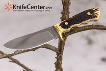 Fixed Blade Knives / Classic, sturdy, and indispensable for the outdoorsman and survivalist enthusiast. Check out the newest and best fixed blade knives on the market today.