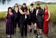 Duck Dynasty / by Aloma McKnight