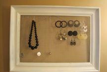 Organizing / by Dessie Harris-O'neal