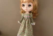 My Fair Dolly - Dolly Clothes made by my Mom