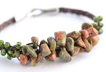 Gemstone Chip Jewelry