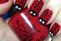 Friday Nails With Lisa-Marie! / Here are some creative nail ideas we want Lisa-Marie to try! Our resident queen of fabulous fingers shows us how it's done.