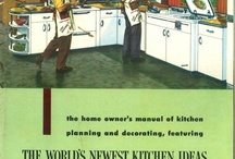 Vintage Kitchen Catalogs / A collection of archival trade catalogs from companies selling kitchen furnishings. / by Mike Jackson, FAIA