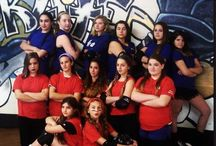 Jersey Jr. Roller Derby / Jersey Jr. Roller Derby (JJRD) is a nonprofit, all-female jr. roller derby team providing girls between the ages of 8-17. http://jerseyjrrollerderby.webs.com/ / by Jersey Shore Roller Girls