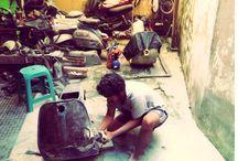 Lambretta / Lambretta restoration