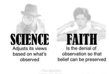 science and religion / by Deanna Rea