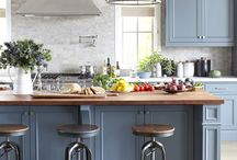 Kitchen Inspiration / Dream kitchens!