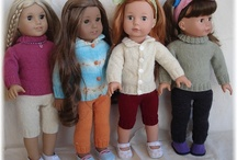 DOLLS / by patricia downing
