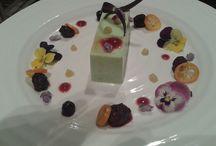desserts / Mango croquant