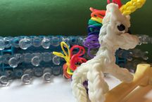 loom bands animal patterns