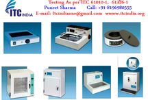 Tissue Embedding Station and Cooling Plate Testing As per IEC 61010-1:2010, IEC 61326-1:2012 / Tissue Embedding Station and Cooling Plate Testing As per IEC 61010-1:2010, IEC 61326-1:2012 If you're Buyers Demanding for  Testing– Contact Now! Mr. Puneet Sharma Call: 08196980555 Email: ITCIndiaOne@Gmail.Com