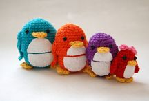 Crochet animals,dolls,... / by Annouchka