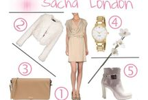 Fashion collages / Fashion sets featuring Spanish shoes