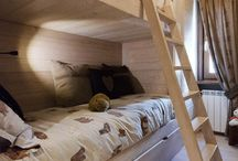 Chalet bunk bed