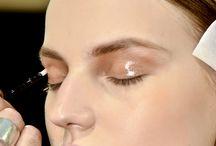 SONIA ALLEN Glossy Makeup Looks