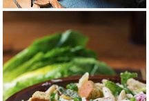 salaatit, salsat ja dipit