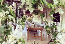 verandah wedding
