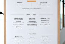 Menuriffic / Delicious menu designs from restaurants, cafés, bars, pubs, and various other eateries. / by Mike Jones